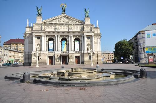 Lviv Theatre of Opera and Ballet