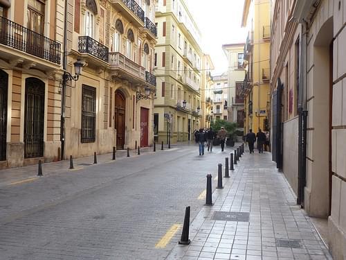 20121221-Spanje-064_Valencia_Calle_Zapateros