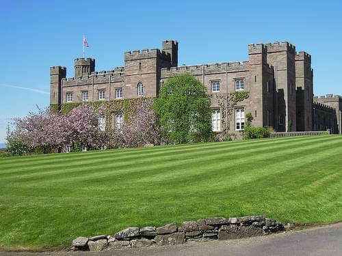 Scone Palace, Scotland