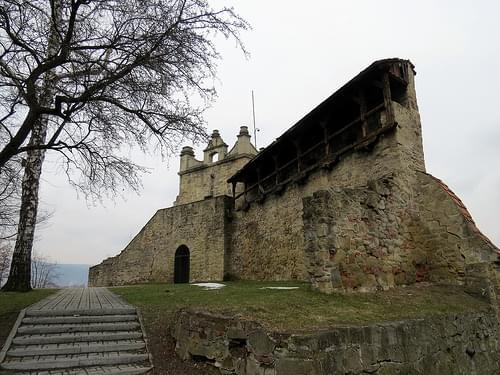 Nowy Sącz Royal Castle - Nowy Sącz, Poland