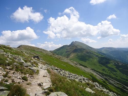 Mount Dumbier