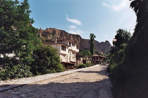 Historic Center, Melnik