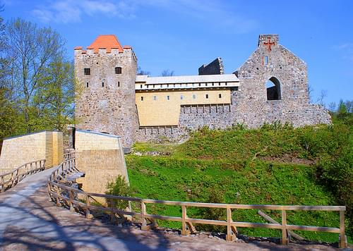 Old Castle, Sigulda