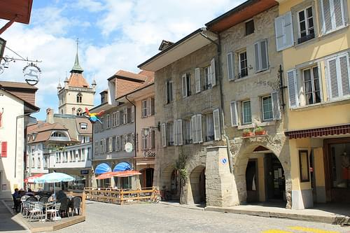 Historic Center, Estavayer-Le-Lac, Estavayer-le-Lac
