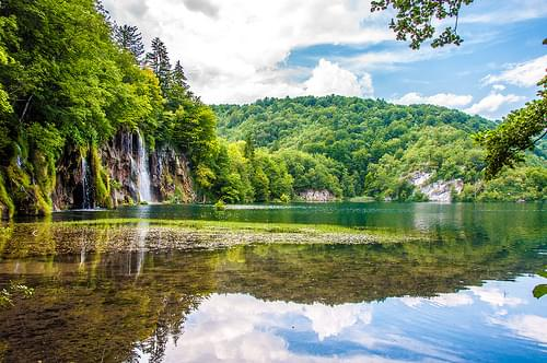 Lake Plitvice National Park