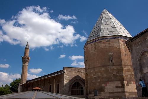 Alaaddin mosque 4, Konya