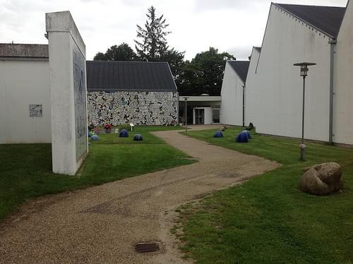 Silkeborg, Denmark, museum Jorn.