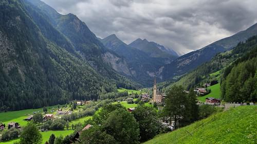 Heiligenblut, Carinthia Austria