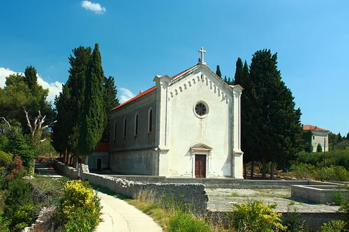 Church of St. Elijah the Prophet, Vodice