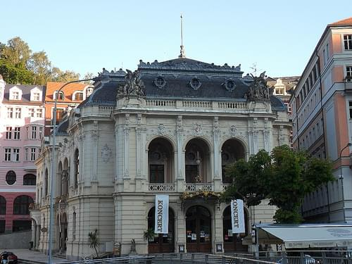 Theater Nova Louka Karlovy Vary