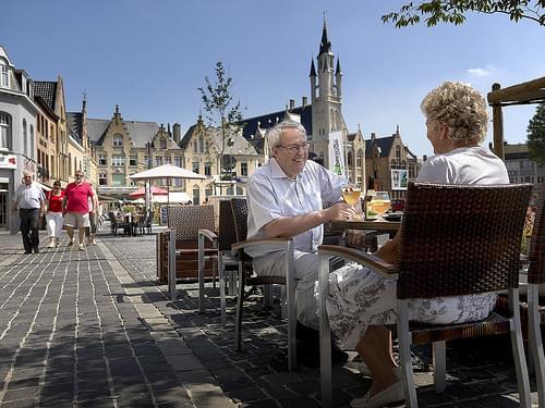 Diksmuide / Grote Markt - Grand Place