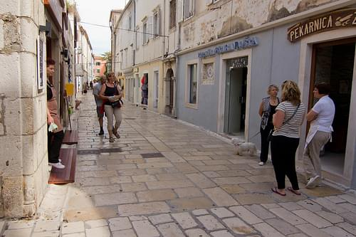 Rab City Croatia