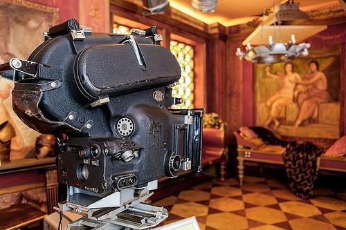 Muzeum Kinematografii / The Film Museum