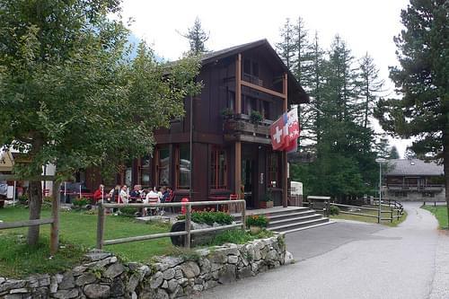Gite Bon Abri at Champex Lac, Switzerland