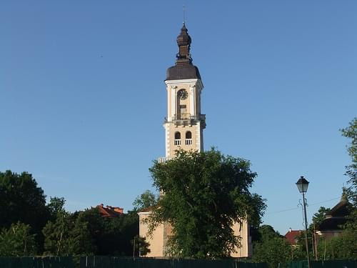 City Hall, Kamianets-Podilskyi