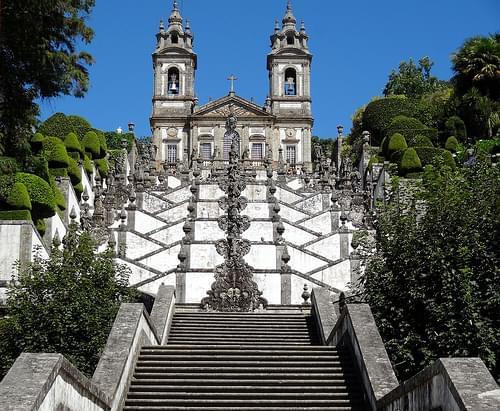 Bom Jesus do Monte (Portugal)