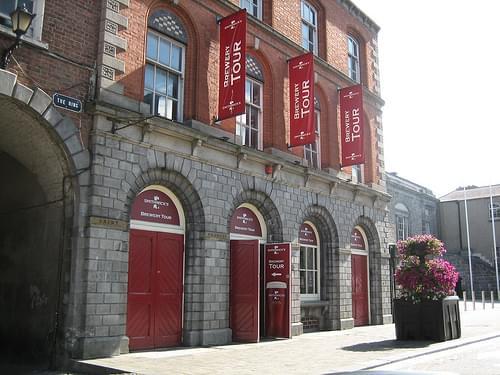 Smithwick's St Francis Abby Brewery, Kilkenny