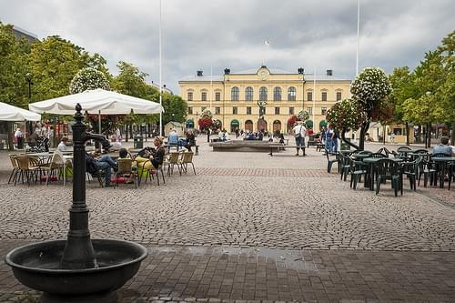Historic Center, Karlstad