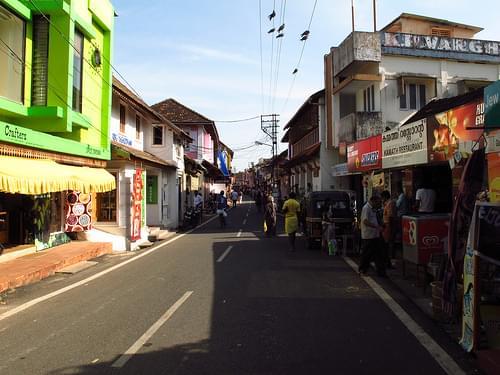 Mattanchery, Fort Kochi