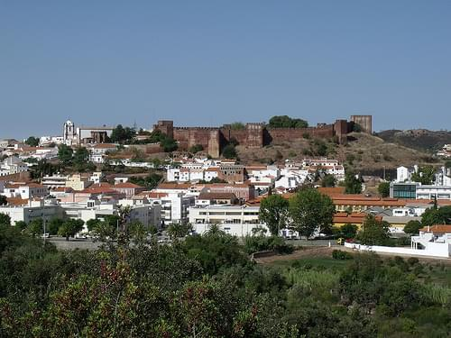 Silves Castle and Cathedral 01