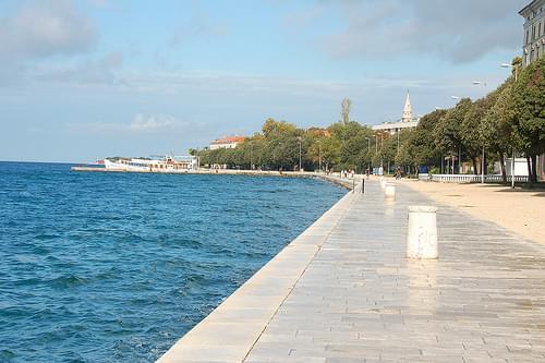 Kroatien - Auf die Insel
