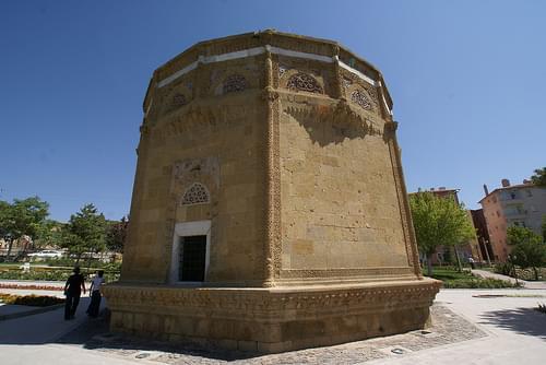 Joyau de Niğde türbe, Niğde, Cappadocia