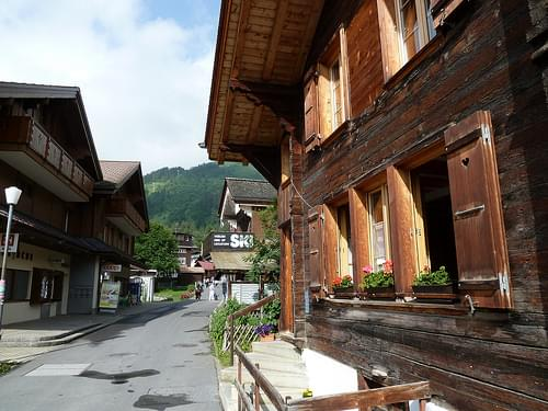 Historic Center, Murren