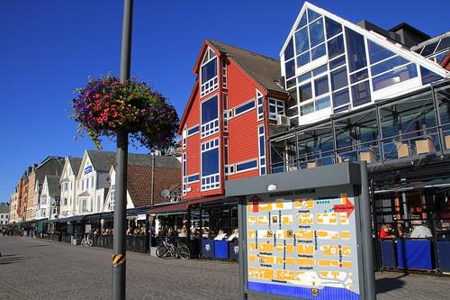 Historic Center, Haugesund