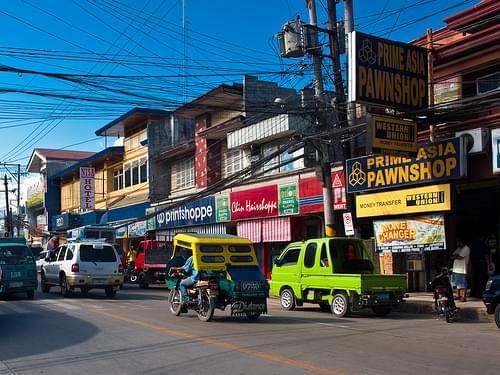 Tagbilaran city life