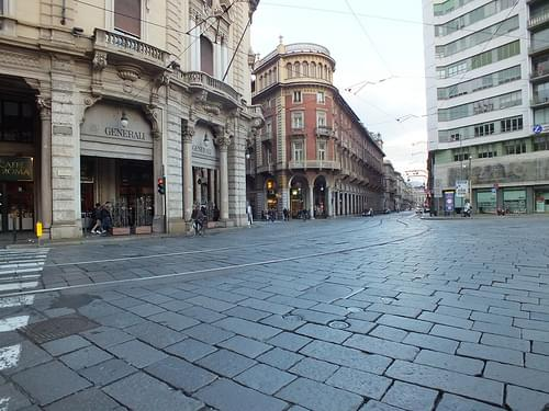 Historic Center, Turin