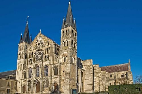 Basilique St Rémi Reims