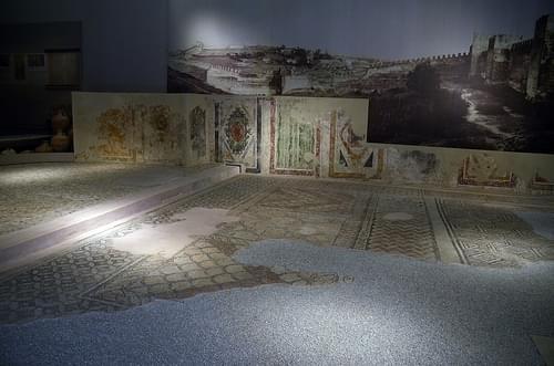 At the Museum of Byzantine Culture, Thessaloniki / Στο Μουσείο Βυζαντινού Πολιτισμού, Θεσσαλονίκη