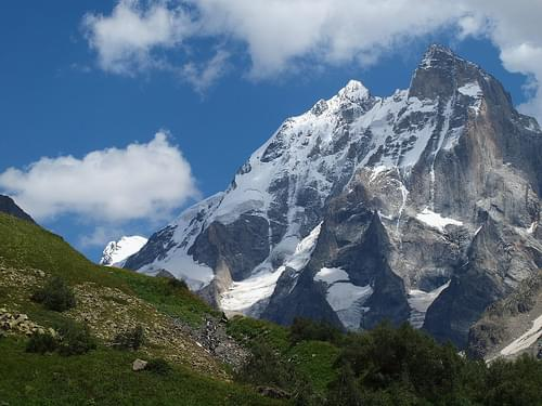 Mount Ushba © A.Wittich
