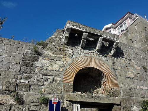 The Amasra Castle