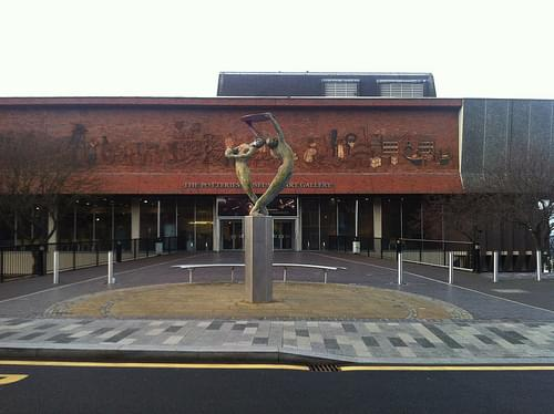 Potteries Museum and Art Gallery, Stoke-on-Trent