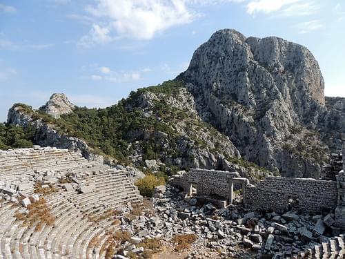 Amphitheatre, Termessos