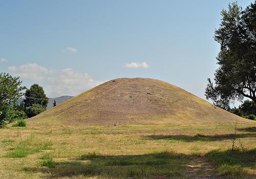 The Athenian Tumulus