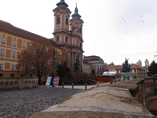 Historic Center, Eger