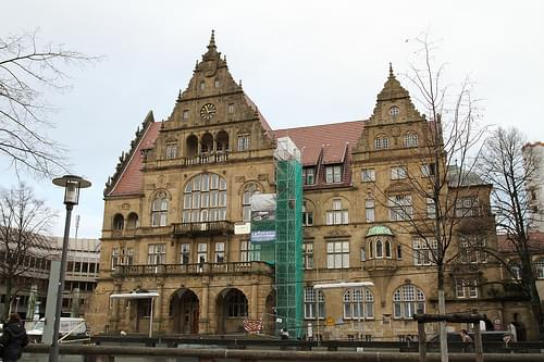 Old City Hall, Bielefeld