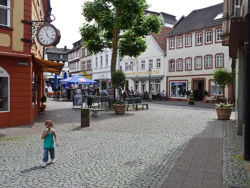Historic Center, Fulda