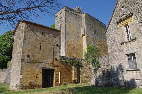 Montferrand-du-Périgord - Château