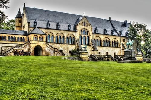 Goslar Kaiserpfalz, Palas