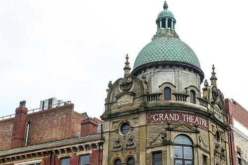 Grand Theater, Blackpool