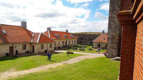 Alvsborg Fortress on Sweden's West Coast