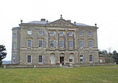 Castle Ward - Classical Facade