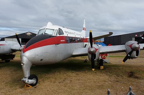 Classic Flyers Museum, Tauranga
