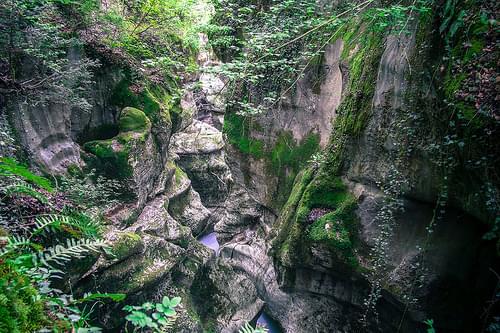 Les Gorges du Fier, Annecy