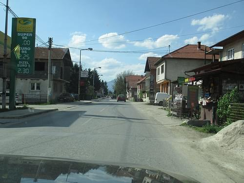 Historic Center, Zenica