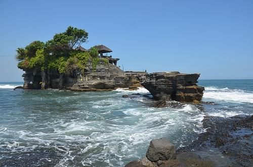 Bali.Au Temple de Tanah Lot.08