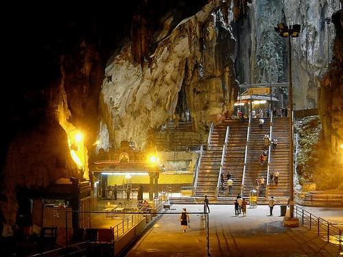 Kuala Lumpur, Batu Caves